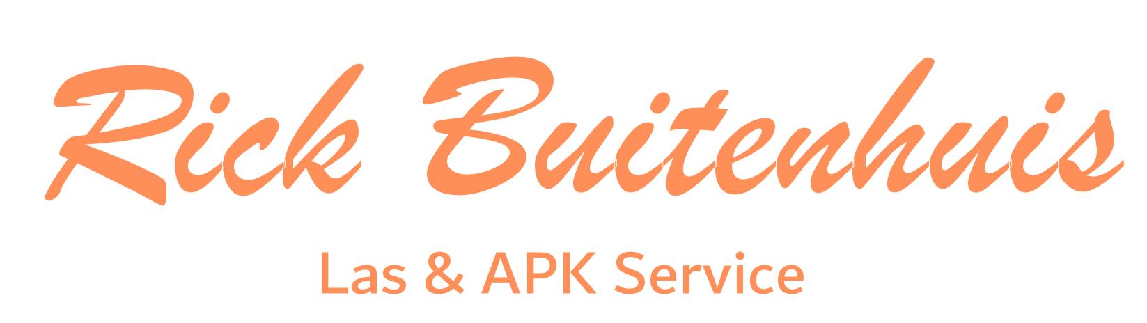 Rick Buitenhuis las en APK service